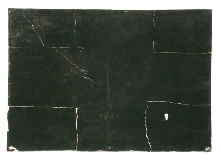 9- Cruz, 1998- Nankim sobre papel